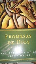 Promeses de Dios : Para Cada una de Sus Necesidades