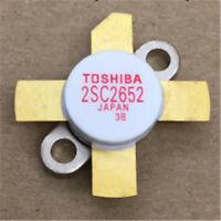 1X 2SC2652 C2652 TOSHIBA TRANSISTOR SILICON NPN EPITAXIAL PLANAR TYPE