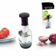 Food Chopper Cutter Slicer Peeler Dicer Pressing Vegetable Garlic Onion Kitchen