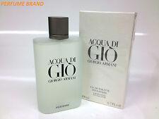 Giorgio Armani Acqua Di Gio 6.7 / 6.8 oz 200ml Spray Men