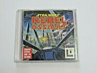 Star Wars: Rebel Assault (PC, 1993) CD