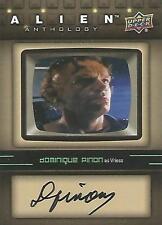 """Alien Anthology - SA-DP Dominique Pinon """"Vriess"""" Autograph Card"""