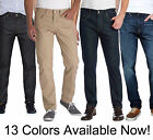 New Levi's Men's Boys 508 Regular Mid Rise Tapered Fit Denim Jeans Pants 29-38