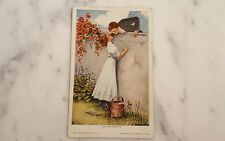 Stolen Sweets Postcard Copyright 1909 Posted 1914