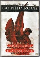2X Gothic Rock DVD Nightwish & Evanescence Brand New Sealed