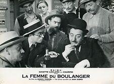 RAIMU MARCEL PAGNOL LA FEMME DU BOULANGER 1938 VINTAGE PHOTO ORIGINAL