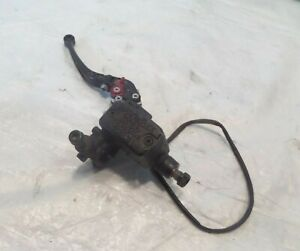 Ducati Monster 796 & 696 Brembo Front Clutch Master Cylinder & CRG Hand Lever