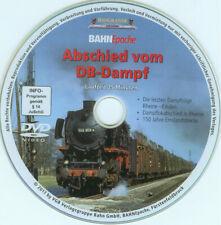 Bahn Epoche 24 - Abschied vom DB-Dampf | nur DVD ohne Heft