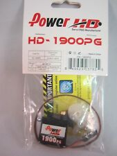 HD-1440A Pastic Gear Micro High Speed Servo by Power HD 4.4g/0.6kg (JR Hitec)