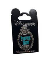 Pin Disney Phantom Manor Logo Frontdoor DLRP DLP Disneyland Paris OE