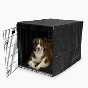 Mid West Quiet Time Crate Cover, Privacy Dog 42L x 28W x 30H - New