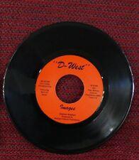 VTG 45 RECORD ALBUM D WEST WALI ALI IMAGES BILALIAN CULTURAL FOUNDATION MUSLIM