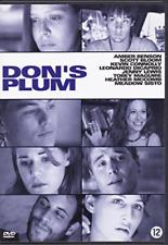 Don's Plum - Dutch Import  (UK IMPORT)  DVD NEW