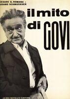 GILBERTO GOVI Actor genovés Teatro Via Sant'Ugo Alberto Sordi Rina Gaioni
