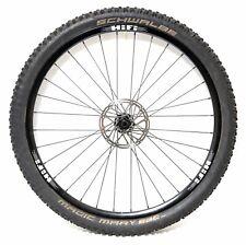 "HIFi Hootenanny 23 29"" Tubeless Alloy Mountain Bike FRONT Wheel 15mm T/A 6 Bolt"