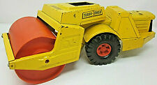 Vintage Nylint Turbo Power Steam Roller Pressed Steel Road Construction Vehicle