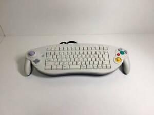 Ascii Keyboard Controller Nintendo GameCube ASC-1901PO White 4988606103867