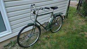 Vintage and running 1976 Raleigh Superbe