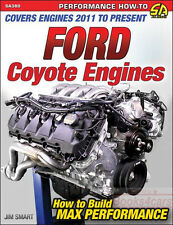 COYOTE ENGINES BOOK HOW TO BUILD MAX PERFORMANCE FORD V8 SMART 5.0