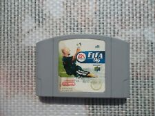 Jeu Nintendo 64 / N64 Game Fifa 99 PAL retrogaming original *
