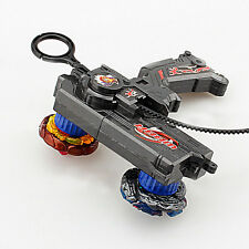 Metal Master Fusion Top Rapidity Fight Rare Kids Toy Beyblade 4D Launcher Set AU