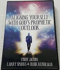 Aligning God's Prophetic Outlook Jacob, Sparks Sid Roth's Supernatural 3 CD Set