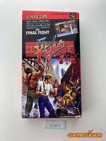 FINAL FIGHT Nintendo Super Famicom SFC JAPAN Ref:315918