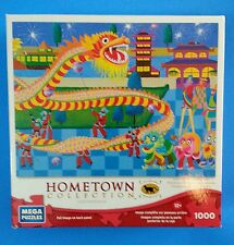 DRAGON DANCE  by Heronim 2013 Mega Brands Hometown 1000 pc Puzzle