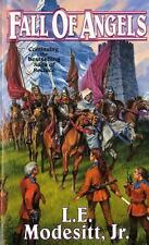 Fantasy paperback:Fall of Angels,part of Saga of Recluse series-L.E. Modesitt Jr