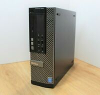 Dell Optiplex 9020 Windows 10 SFF PC Intel Core i7 4790 4th Gen 3.6GHz 8GB 500GB