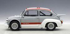 Autoart 1/18: 72641 Fiat Abarth 1000 TCR, Matt gris/rojo