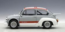 AUTOart 1/18: 72641 Fiat Abarth 1000 TCR, gris mat/rot