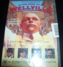 The Road to Wellville (Anthony Hopkins) (Australia Region 4) DVD – New