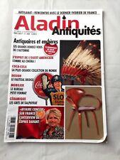 ALADIN N° 348 OCT 2017  COCA COLA,  GRES DELPAYRAT,  FAUTEUIL BRIDGE,  ETC...