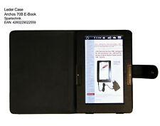 Tasche für Archos E-Book Reader 70B Arnova 7e H2 Dual Touch schwarz Case black
