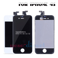 For iPhone 4S Screen LCD Touch Display Digitizer Replacement Assembly Black