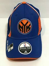 Official NBA New York NY Knicks One Size Fits All Baseball Cap Hat