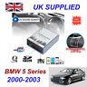 BMW 5 E39 MP3 SD USB CD AUX Input Audio Adapter Digital CD Changer Module 40 pin