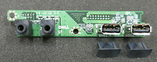 NUOVO Dell Optiplex 7010 USFF PANNELLO ANTERIORE IO scheda audio USB 6236 M 06236 M