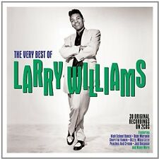 Very Best Of - 2 DISC SET - Larry Williams (2016, CD NEUF)