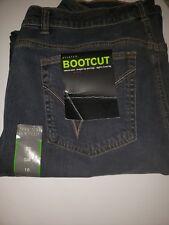 NWT LANE BRYANT Stretch Bootcut denim jeans size 18T