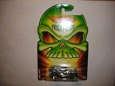 2008 Hot Wheels Fright Cars SHELL SHOCK Zamac Skull Cowboy  Walmart FREE SHIP