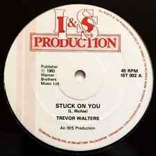 """TREVOR WALTERS - Stuck On You (12"""") (VG+/M)"""
