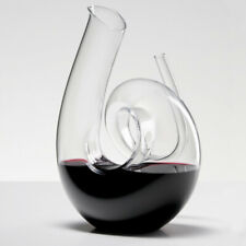 STUNNING Riedel Curly Decanter Clear the best wine glass manufacturer £325