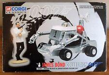 CORGI JAMES BOND COLLECTION-Moon Buggy & BOND Figure Set (65201)