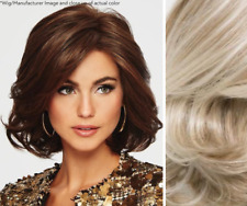 Imperfect Raquel Welch Crowd Pleaser Wig - Lace Front - Color RL19/23SS