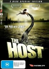 THE HOST DVD - 2 DISC SPEC ED. - KOREAN/ English Subs- Region 4 AUST- Free Post!