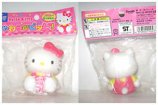HELLO KITTY 2009 Sanrio Italy Squeeze tiny rubber doll - bambolina in gomma misb