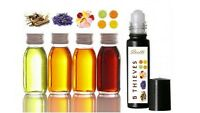 COLD & FLU Essential Oil Therapeutic BLENDS Aromatherapy BUY 3 GET 1 FREE