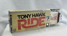 Tony Hawk Ride PS3 playstation 3 limited edition board New Tony hawk skateboard